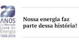 20 anos Mercado Livre de Energia